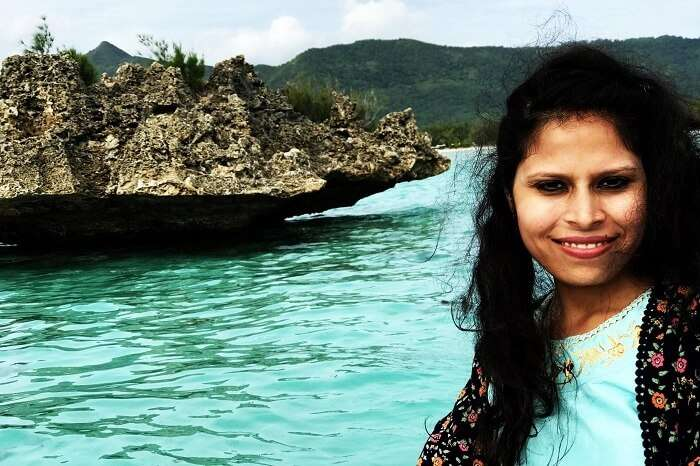 Island hopping in Mauritius