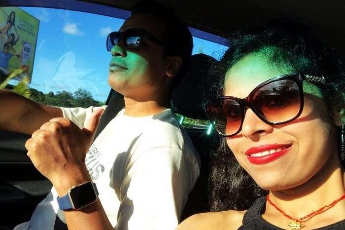 Road trip in Mauritius