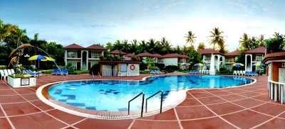 radhika beach resort in diu