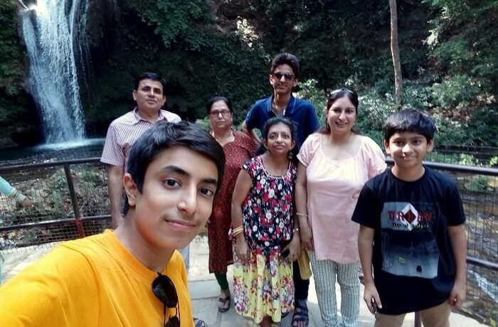 jim corbett family trip