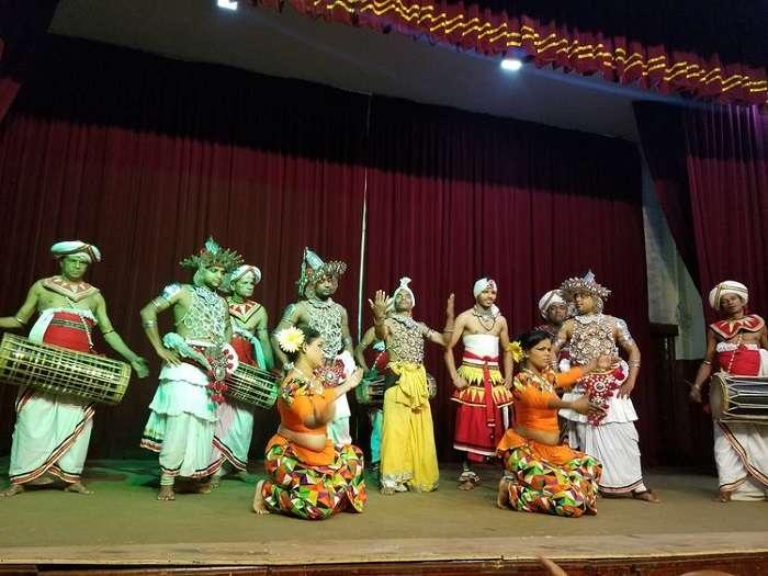 shows in sri lanka