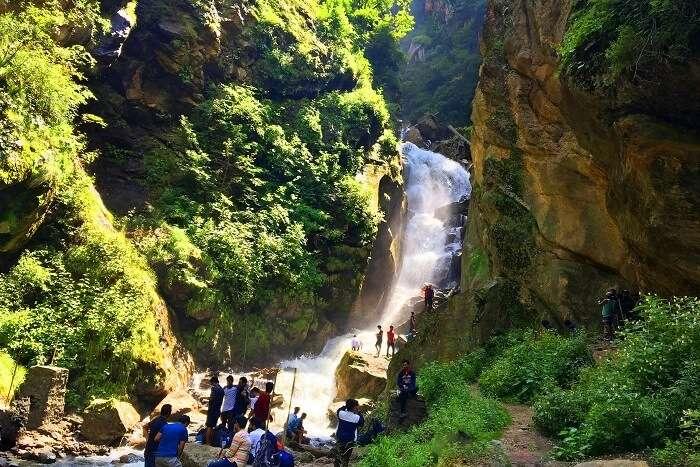 Adventure trip to Kasol