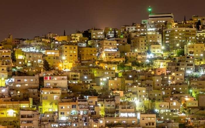 Amman cityscape