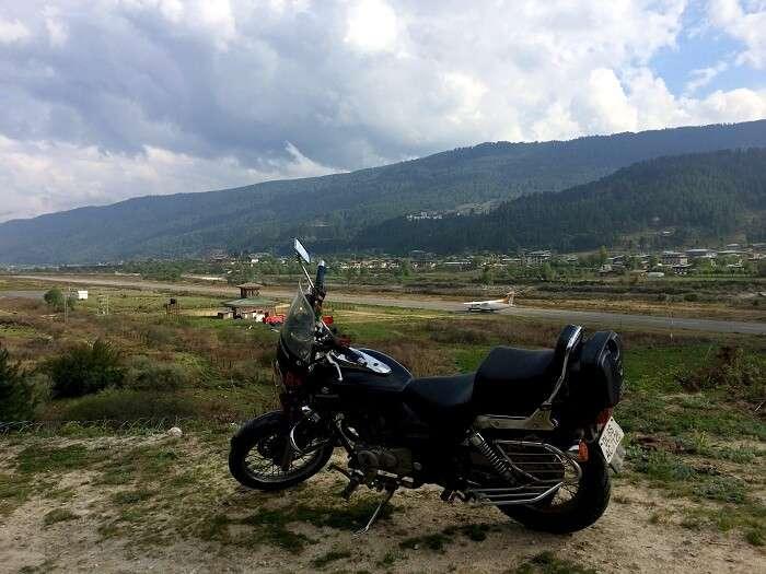 bhumthang airport in bhutan