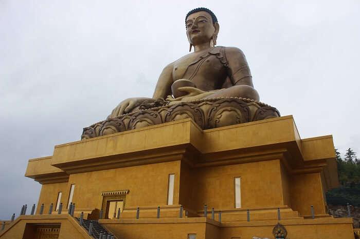 budha point in bhutan