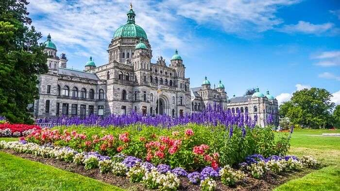 Popular gardens to visit in Canada