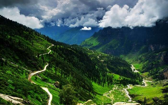 hill stations near Shimla