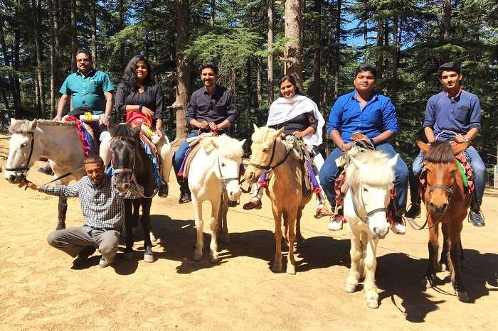 Family Trip To Shimla, Himachal Pradesh