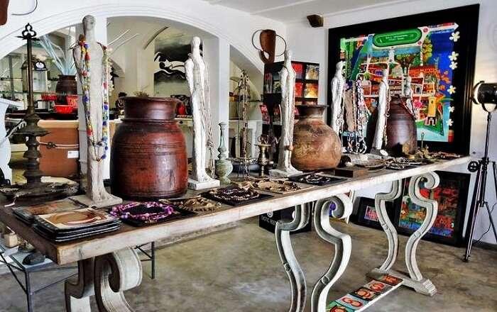 famous art gallery sri lanka