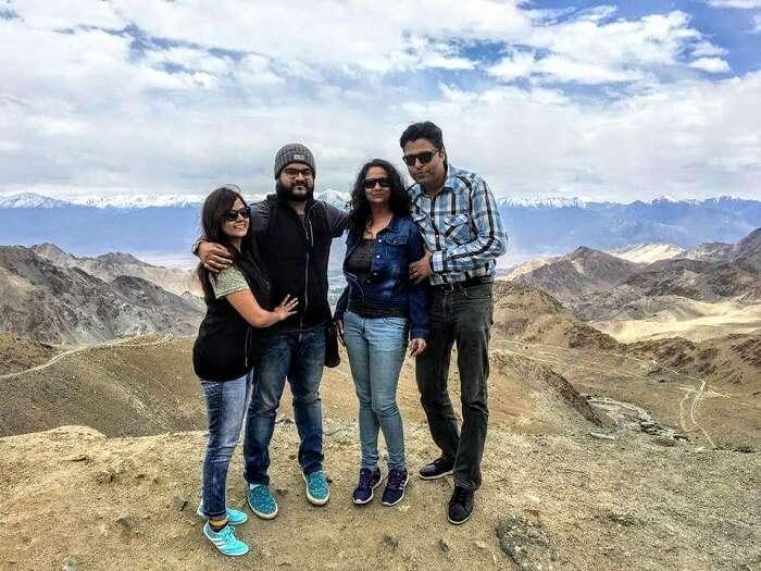 Friends trip to Leh