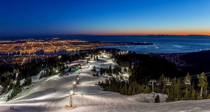 15 Best Places To Visit In Canada In Winter Tourist Attractions