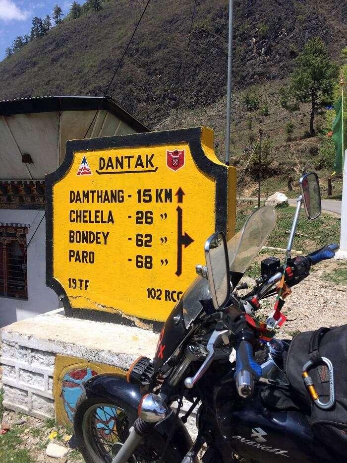 haa valley in bhutan