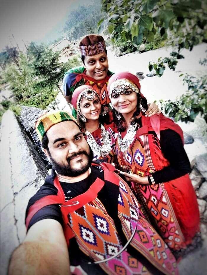 manali friends trip