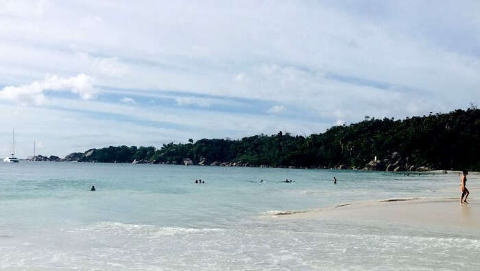 best beach iin seychelles