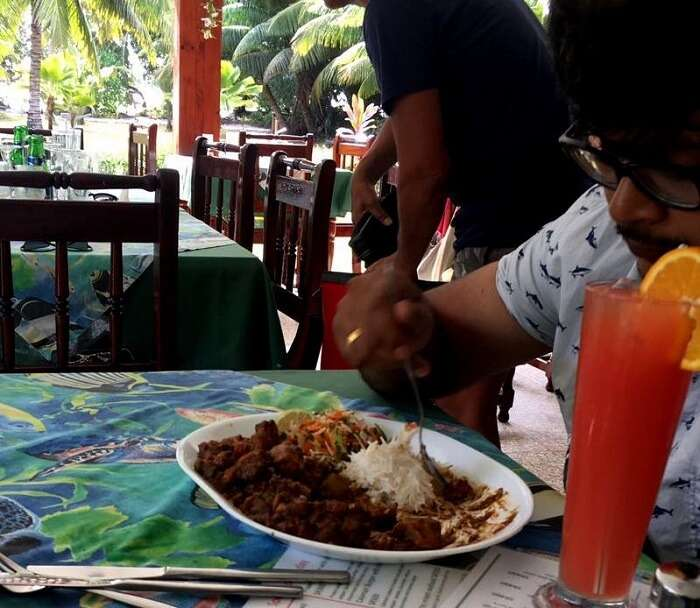 places to eat in seychelles