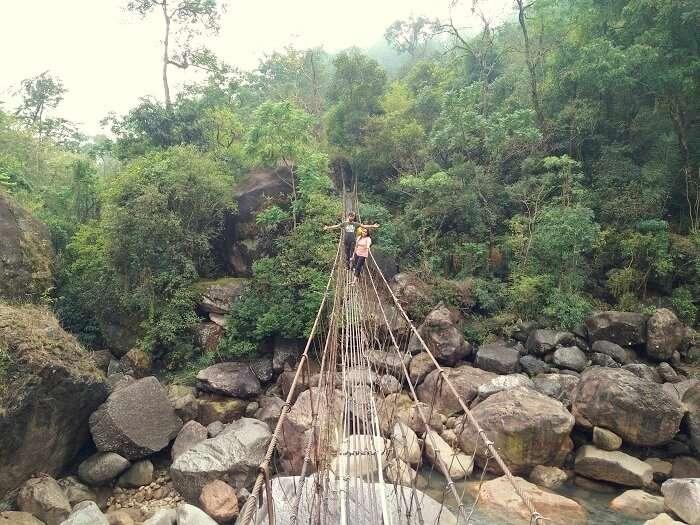 bridge in cherrapunjee