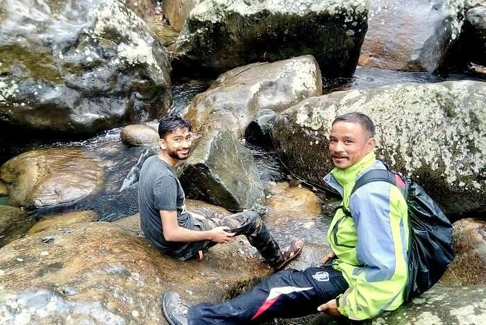 trekking in meghalaya