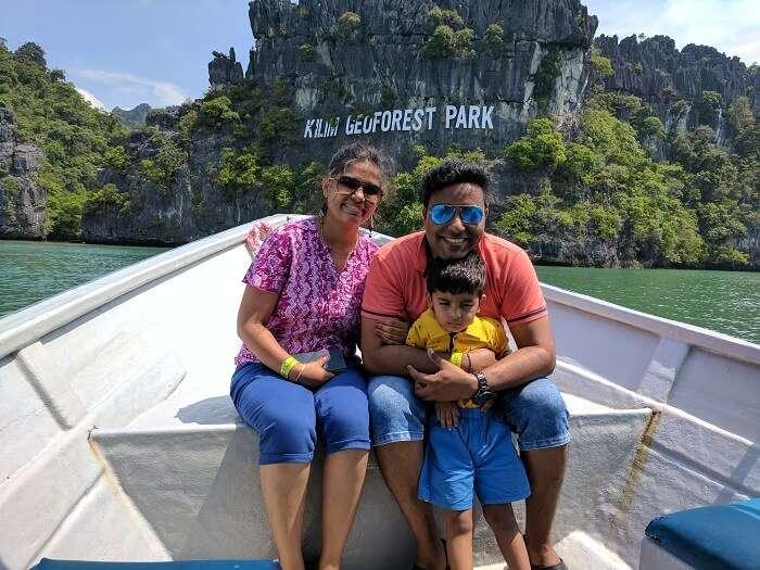 holiday in langkawi