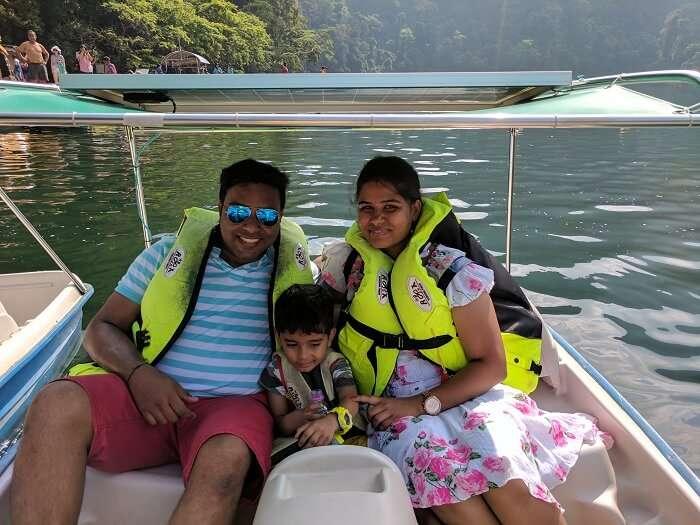 top water sports activities langkawi