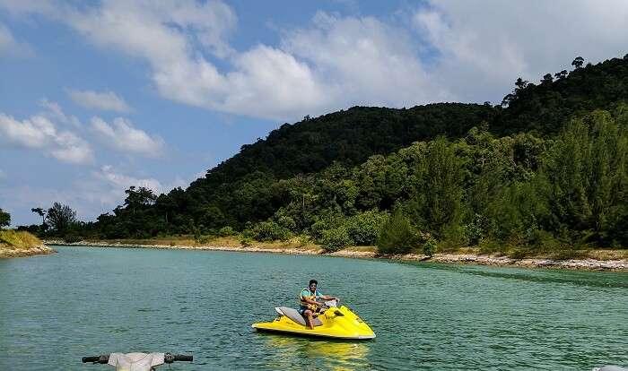 best water sports activities in langkawi