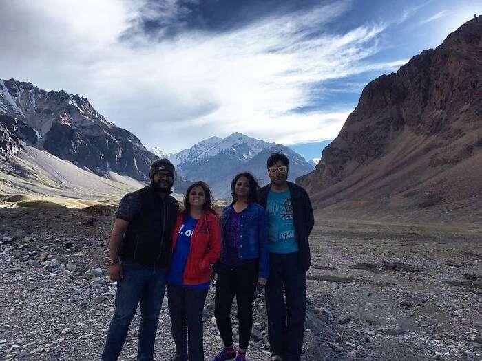 Sightseeing Ladakh