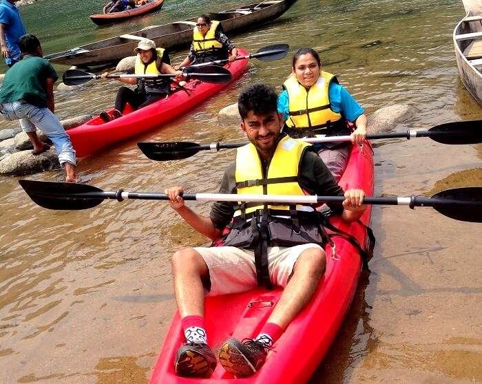 adventure sports in meghalaya