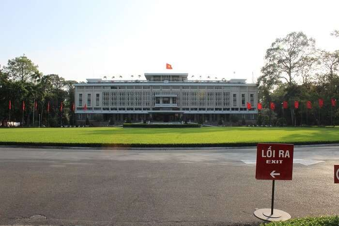 sightseeing in ho chi minh