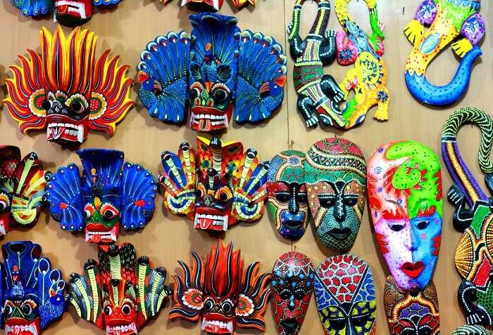souvenir shopping in sri lanka