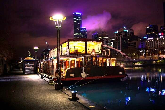 go on a luxurious cruise journey