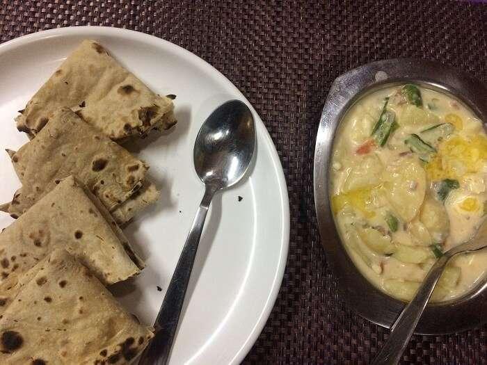 potato dashi in bhutan