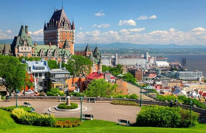 Romantic places to visit in Canada