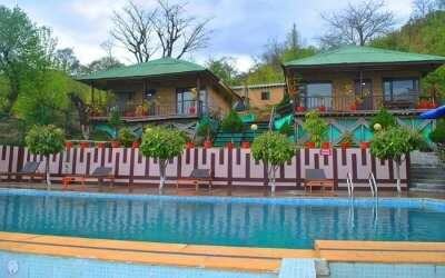 The Exotica Hotel in Mcleodganj
