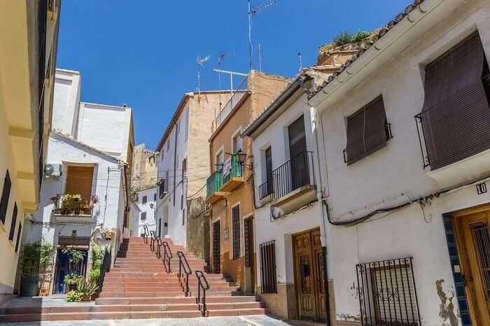 visit the charming bunol town
