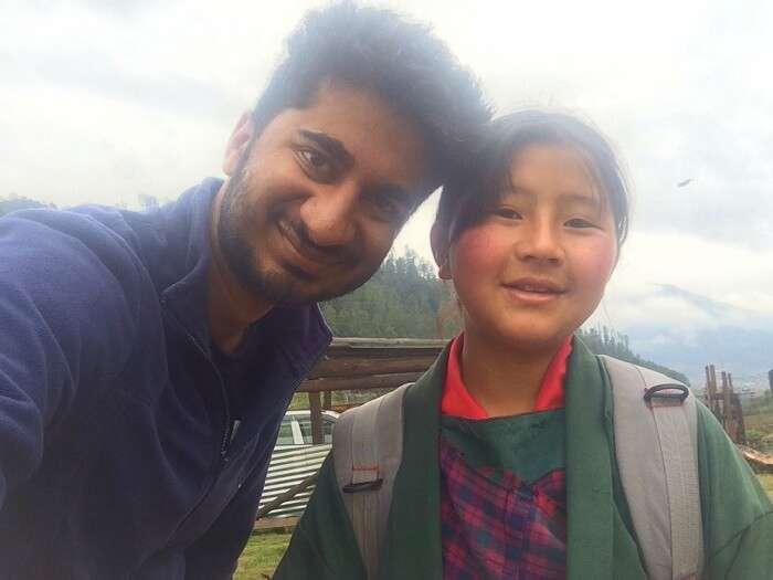 children of bhutan