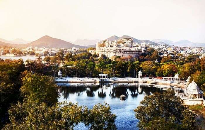 Udaipur honeymoon