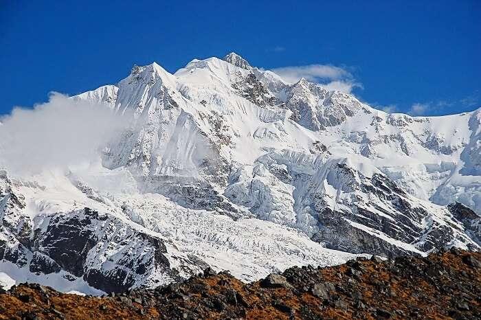 Goechala Pass in Sikkim
