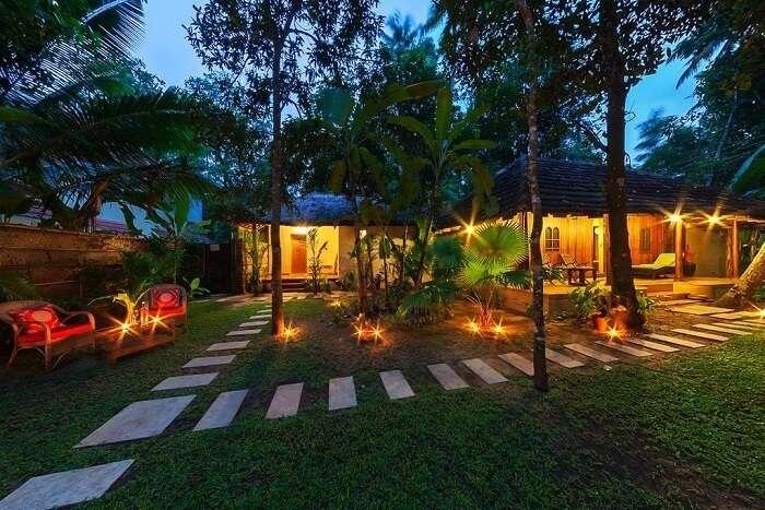 Best Villas in Kerala