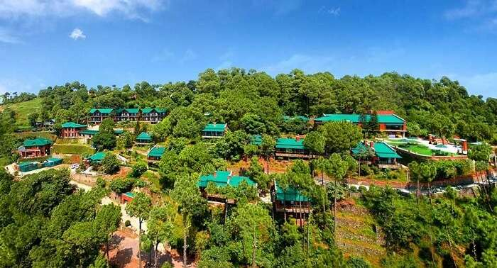 Baikunth Resorts, Kasauli
