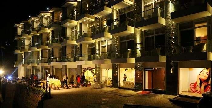Wood Creek Resort & Spa