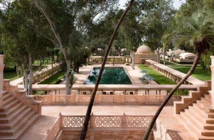 Amanbagh Resort