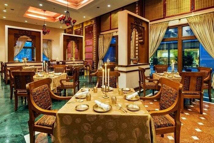 Narmada restaurant
