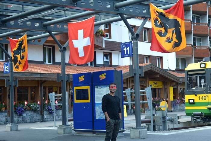 switzerland europe