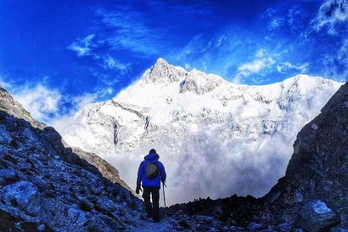 Goechala Trek in Sikkim