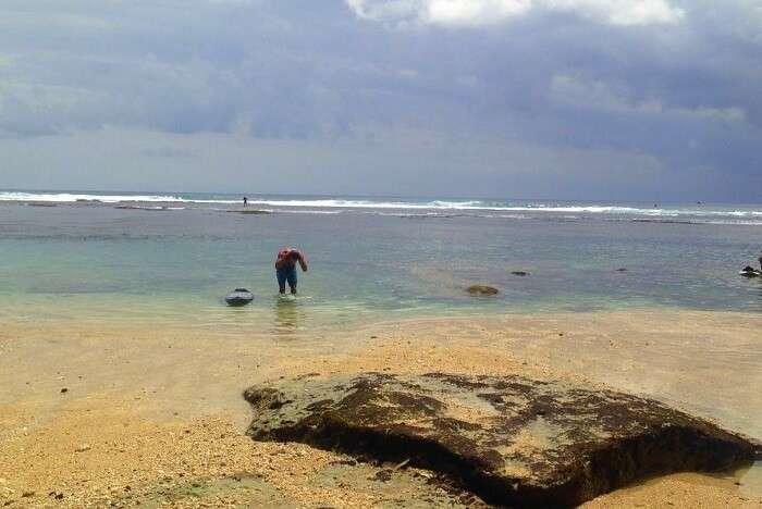 nirav in bali watersports