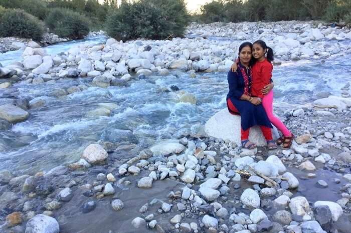 rivers in ladakh
