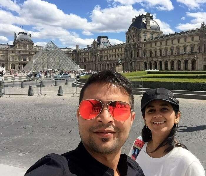 famous museum in paris