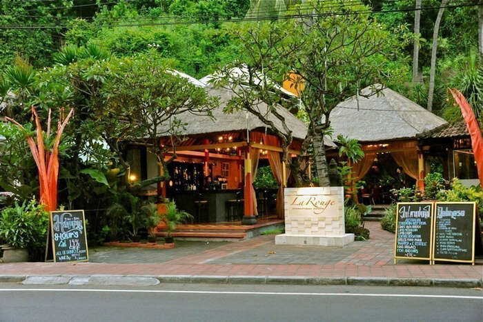 La Rouge in Bali