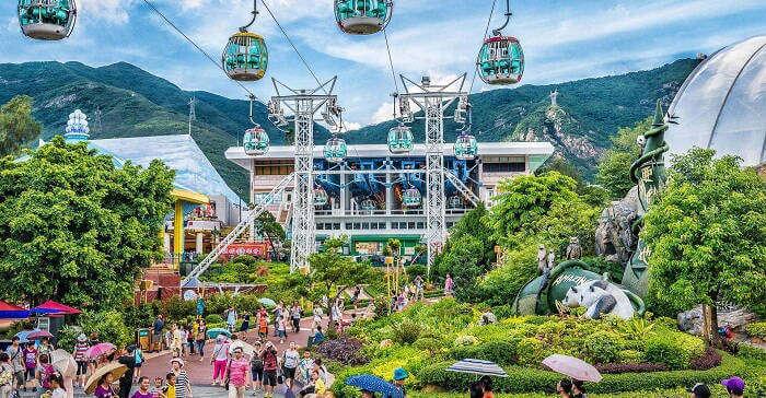 Ocean Park Hong Kong_22nd oct
