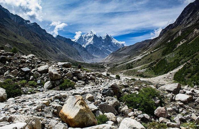 Gangotri Glacier National park