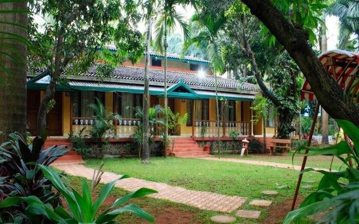 Sai Inn in Alibaug
